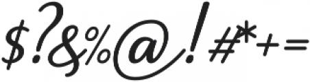 Arrowlicious otf (400) Font OTHER CHARS