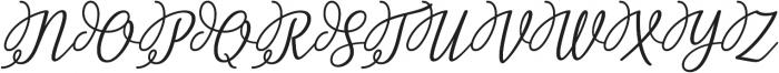 Arrowlicious otf (400) Font UPPERCASE