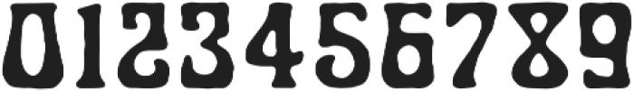 Art-nuvo Regular otf (400) Font OTHER CHARS