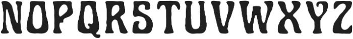 Art-nuvo Regular otf (400) Font UPPERCASE