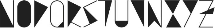 ArteNewest otf (400) Font LOWERCASE