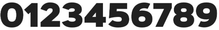 Artegra Sans Alt Black otf (900) Font OTHER CHARS