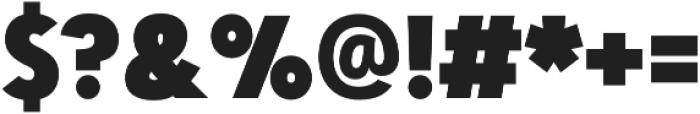 Artegra Sans Condensed Alt Black otf (900) Font OTHER CHARS