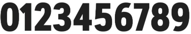 Artegra Sans Condensed Bold otf (700) Font OTHER CHARS
