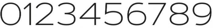 Artegra Sans Extended SC ExtraLight otf (200) Font OTHER CHARS
