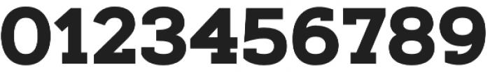 Artegra Slab Bold otf (700) Font OTHER CHARS