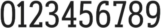 Artegra Slab Condensed Regular otf (400) Font OTHER CHARS