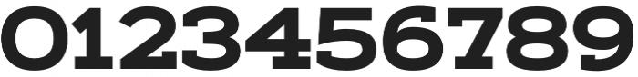 Artegra Slab Extended Bold otf (700) Font OTHER CHARS