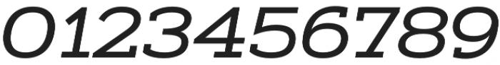 Artegra Slab Extended Medium Italic otf (500) Font OTHER CHARS