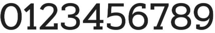 Artegra Slab Medium otf (500) Font OTHER CHARS