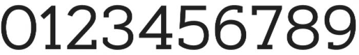 Artegra Slab Regular otf (400) Font OTHER CHARS