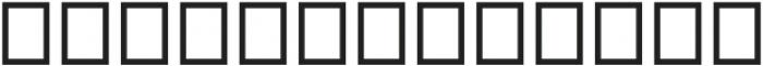 Arthein-Swash ttf (400) Font LOWERCASE