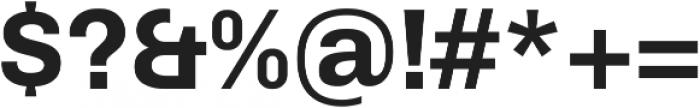 Arthur Bold otf (700) Font OTHER CHARS