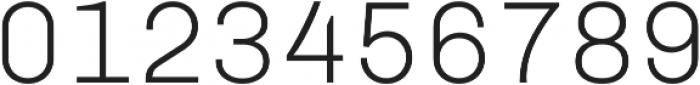 Arthur Light otf (300) Font OTHER CHARS