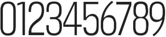 Artica Light ttf (300) Font OTHER CHARS