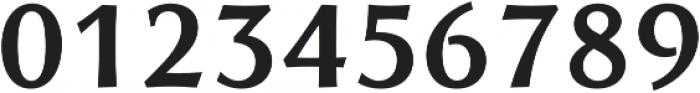Artica Pro otf (700) Font OTHER CHARS