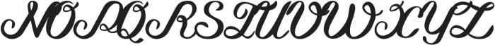 Article otf (400) Font UPPERCASE