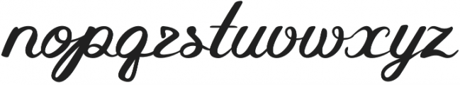 Article otf (400) Font LOWERCASE