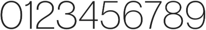 Articulat CF Bold Oblique otf (700) Font OTHER CHARS