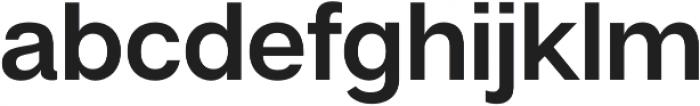 Articulat CF Extra Light Oblique otf (200) Font LOWERCASE