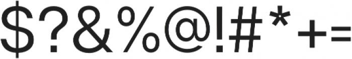 Articulat CF Light Oblique otf (300) Font OTHER CHARS