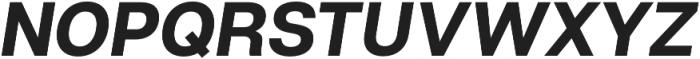 Articulat CF Light otf (300) Font UPPERCASE