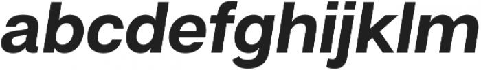 Articulat CF Light otf (300) Font LOWERCASE