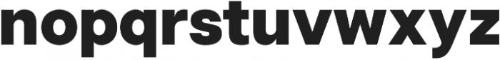 Articulat CF Medium otf (500) Font LOWERCASE