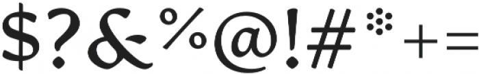 Artifex CF Demi Bold otf (600) Font OTHER CHARS