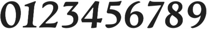 Artifex CF Heavy Italic otf (800) Font OTHER CHARS