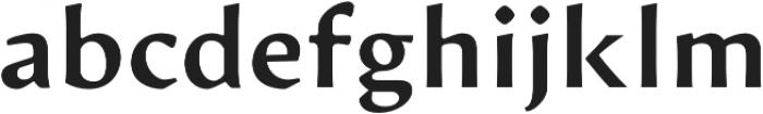 Artifex Hand CF Heavy otf (800) Font LOWERCASE