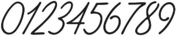 ArtisansVTC otf (400) Font OTHER CHARS