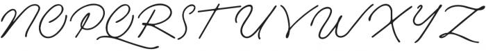 ArtisansVTC otf (400) Font UPPERCASE