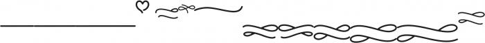 Artland Swashes otf (400) Font LOWERCASE