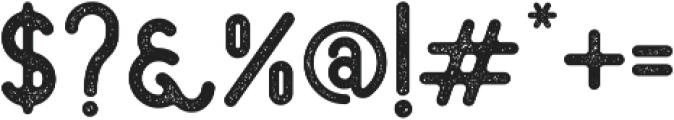 Artland Vintage otf (400) Font OTHER CHARS
