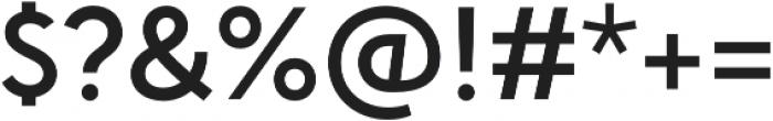 Artnoova Medium otf (500) Font OTHER CHARS