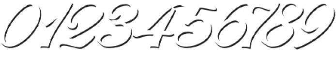 Artonic Shadow Regular otf (400) Font OTHER CHARS