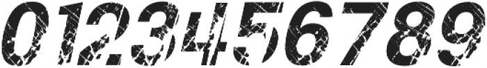 Artstain Italic otf (400) Font OTHER CHARS