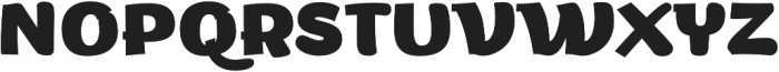 Arturo ExtraBold otf (700) Font UPPERCASE