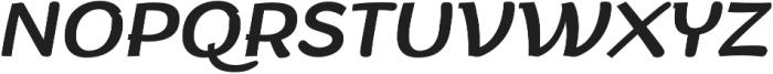 Arturo otf (400) Font UPPERCASE