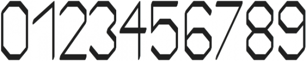 Artwork regular otf (400) Font OTHER CHARS
