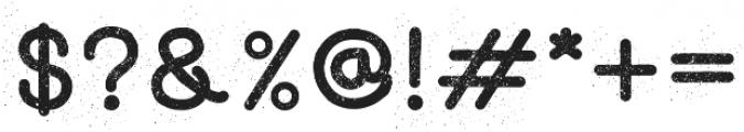 Aruna Dirt Regular ttf (400) Font OTHER CHARS