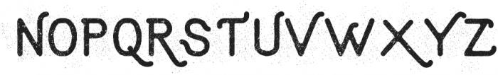Aruna Dirt Regular ttf (400) Font UPPERCASE
