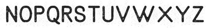 Aruna Dirt Regular ttf (400) Font LOWERCASE