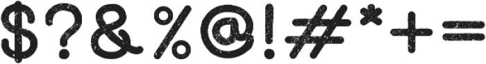Aruna Press Regular ttf (400) Font OTHER CHARS