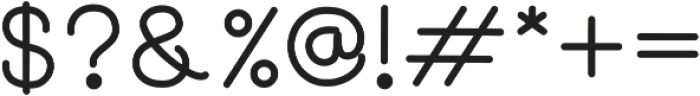 Aruna Thin Regular ttf (100) Font OTHER CHARS