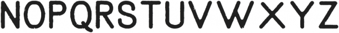 Aruna Vintage Regular ttf (400) Font LOWERCASE
