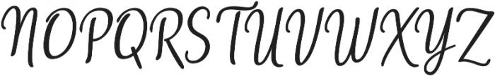 Arundel otf (400) Font UPPERCASE