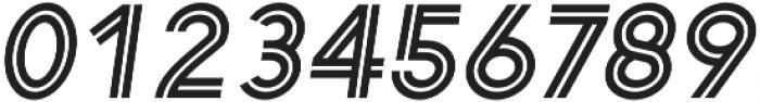 Arya Double Slant otf (400) Font OTHER CHARS