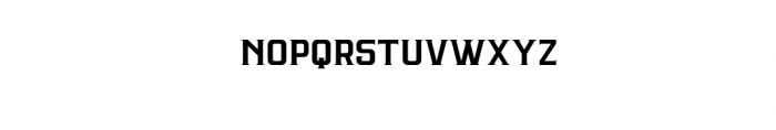 ARGANDE-Regular.ttf Font UPPERCASE